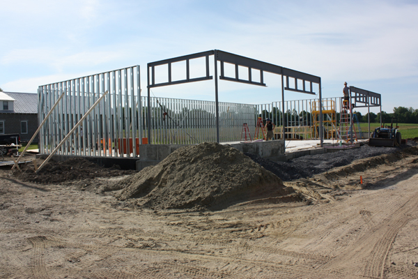 Convenience Store Construction : Jolley convenience store stewart construction inc